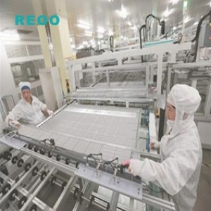 10MW solar panel production line